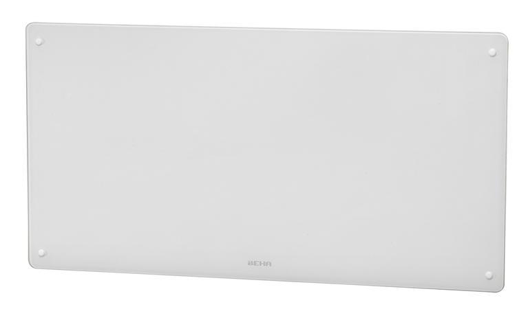 Beha Convector Glass Heater 1000w Savvas Eracleous Ltd